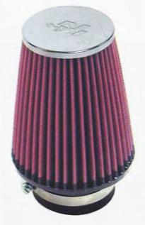 K&n Universal Chrome Cold Air Intake Filter