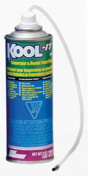 Kool-it Evaporator And Heater Core Foam Cleaner