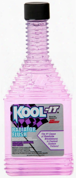 Kool It Radiator Flush 16 Oz.