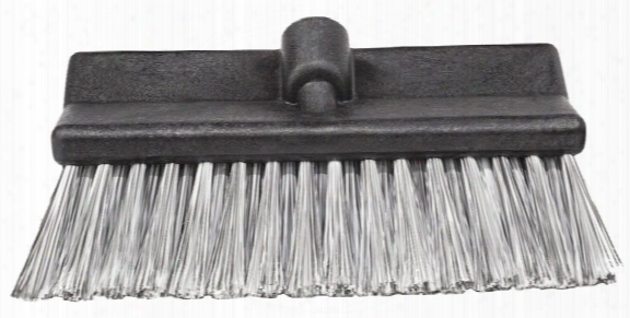 "Laitner 10"" Ultra Soft Bi-level Wash Head Brush"