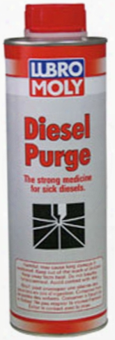 Lubro-moly Diesel Purge Injection Cleaner 500 Ml
