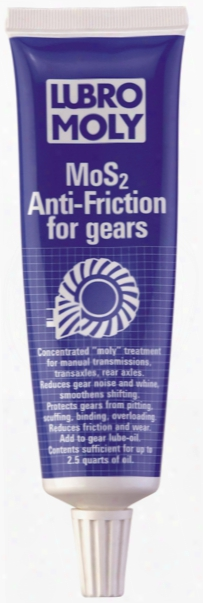 Lubro-moly Mos2 Anti-friction For Gears 50g
