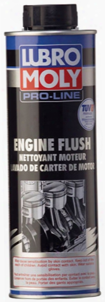 Lubro-moly Pro-line Engine Flush 500 Ml
