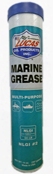 Lucas Multi-purpose Marine Grease 14 Oz