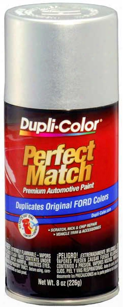 Mazda Metallic Silver Frost Auto Spray Paint - Ts 2001-2004
