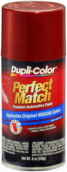 Met. Burgundy Pearl/berry For Infiniti & Nissan Auto Spray Paint - Ah2 1989-1992