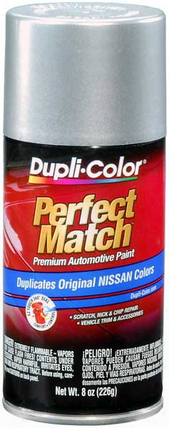 Metallic Platinum For Nissan Auto Spray Paint - Kn0 1993-2001
