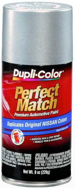 Metallic Silver Frost For Infiniti &ampp; Nissan Auto Spray Paint - 549 1987-1996