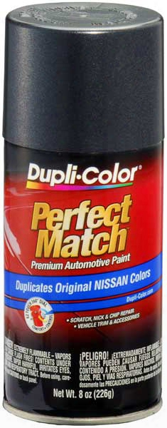 Metallic Steel Gray For Nissan Auto Spray Paint - K50 2007-2014