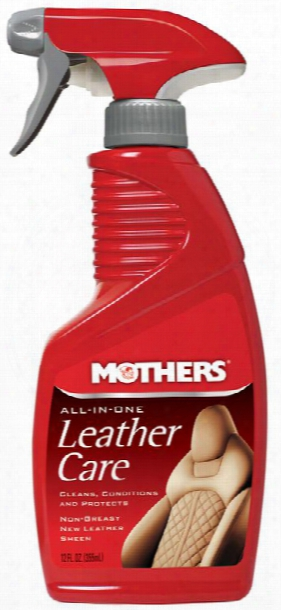 Mothers All-in-one Leather Care 12 Oz