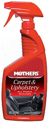 Mothers Carpet & Upholstery Cleaner 24 Oz.