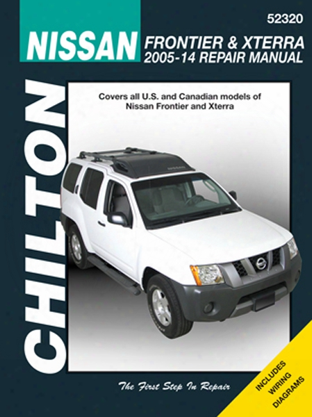 Nissan Frontier & Xterra Chilton Manual 2005-2014