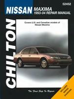 Nissan Maxima 1993-04  Chilton Manual