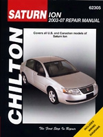 Saturn Ion 2003-07 Chilton Manual