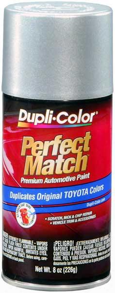 Scion & Toyota Metallic Silver Streak Mica Auto Spray Paint - 1e7 2003-2014