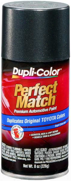 Scion Magnetic Gray Auto Spray Paint - 1g3 2008-2014