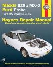 Mazda 626 MX-6 & Ford Probe Haynes Repair Manual covering 1993-2002