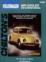 Volkswagen Air-cooled 1949-69 Chilton Manual
