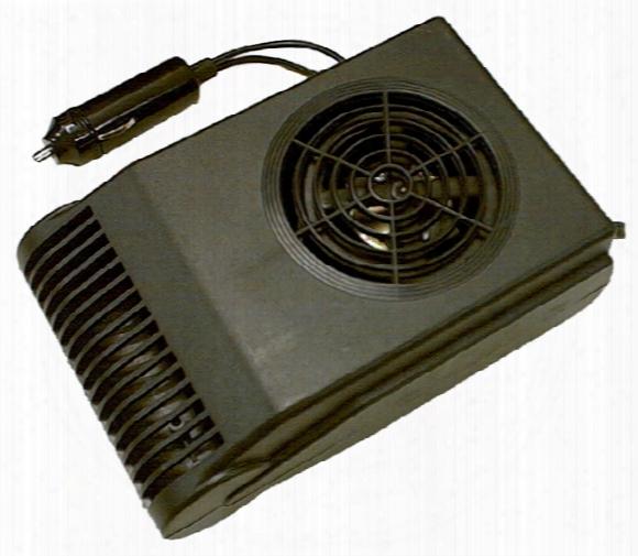 12 Volt Visor-mounted Heater/defroster