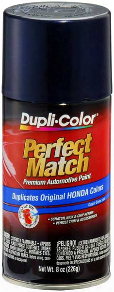 Acura & Honda Vehicles Royal Blue Pearl Auto Spray Paint - B536p 2006-2014