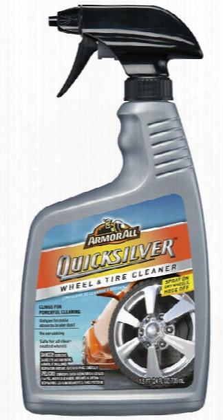 Armor All Quicksilver Wheel And Tire Cleaner 24 Fl. Oz