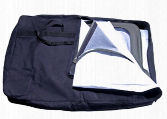 Black Jeep Window Storage Bag