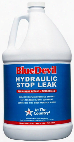 Blue Devil Hydraulic Stop Leak 1 Gallon