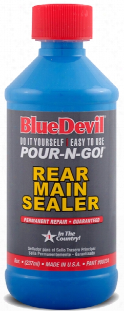 Blue Devil Rear Main Sealer 8 Oz.