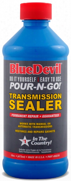 Blue Devil Transferrence Sealer 16 Oz.