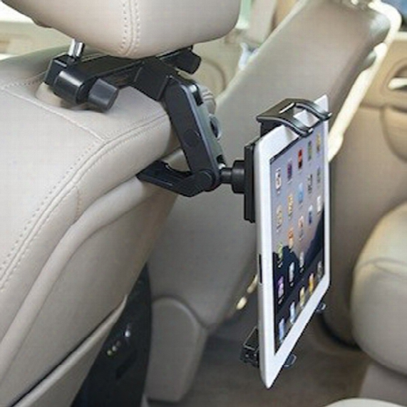 Bracketron Universal Ipad & Tablet Headrest Mount