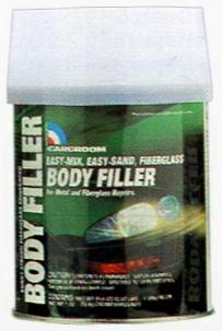 Cargroom Short-strand Fiberglass Reinforced Body Filler Quart