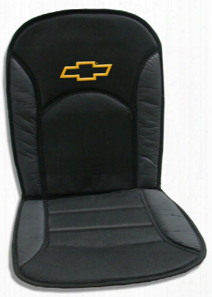 Chevy Bowtie Seat Cushion