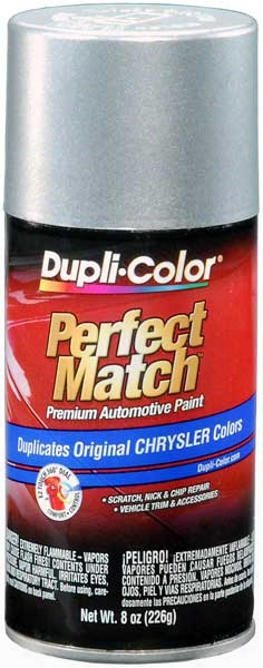 Chrysler Dodge & Jeep Radiant Silver Auto Spray Paint - Ca1 Pa1 1983-1999