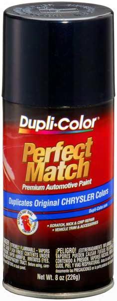 Chrysler - Dodge - Jeep Sapphire Blue Pearl Auto Spray Paint - Pbw Ybw 2001-2010