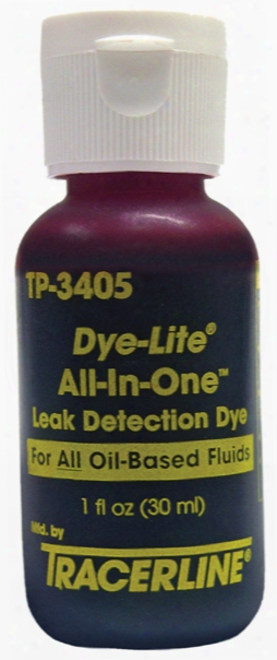Dye-lite All-in-one Oil Based Standard Dye - 1 Oz.