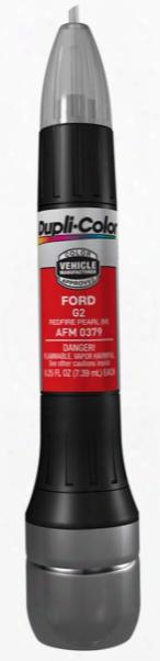 Ford & Mazda Metallic Redfire Pearl All-in-1 Scratch Fix Pen - G2 2002-2011