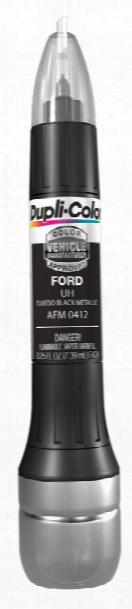 Ford & Mazda Metallic Tuxedo Black All-in-1 Scratch Fix Pen - Uh 2009-2015