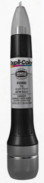 Ford & Mazda Silver Frost All-in-1 Scratch Fix Pen - Ts 1995-2008