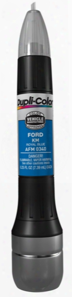 Ford Royal Blue All-in-1 Scratch Fix Pen - Km 1994-1998
