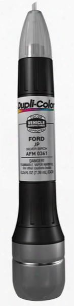 Ford Silver Birch All-in-1 Scratch Fix Pen - Jp 2002-2011