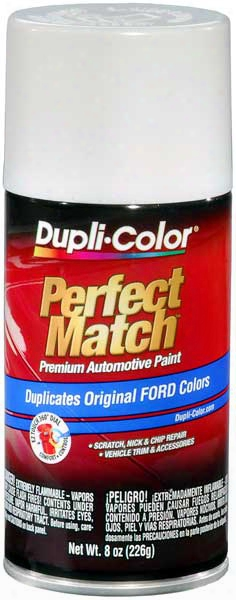 Ford/lincoln Performance White Auto Spray Paint -wb Wp Wt Ya 1993-2011