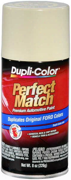 Ford/lincoln Wimbledon White Auto Spray Paint - 9a M 1965-1989
