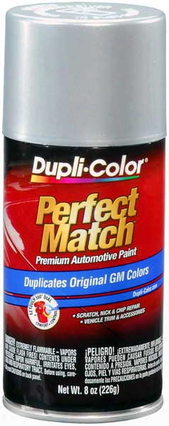 Gm Ultra Silver Auto Spray Paint - 95 96 1988-2008