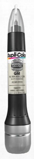 Gm White Diamond All-in-1 Scratch Fix Pen - 98 800j 2006-2016