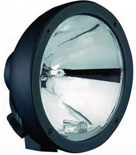 Hella Rallye 4000 Black Compact Lamp