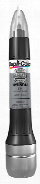 Hyundai Radiant Silver All-in-1 Scratch Fix Pen - Sm 2009-2016