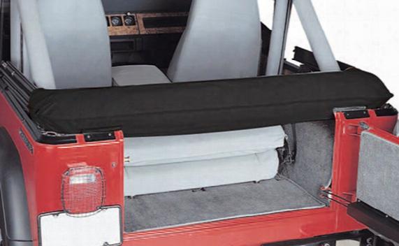 Jeep Wrangler Denim Black Soft Top Storage Boot 1992-2006