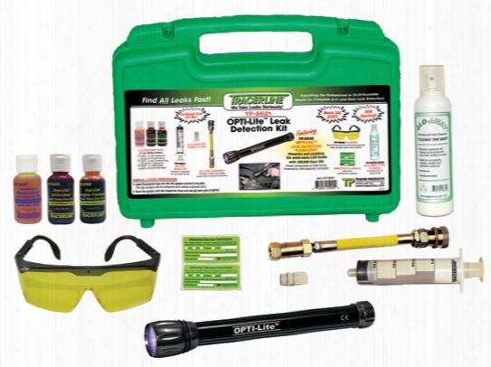 Leakfinder Starter Kit With Syringe Injector By Tracerline