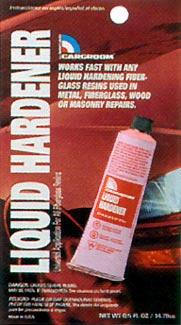 Liquid Hardener Oz.