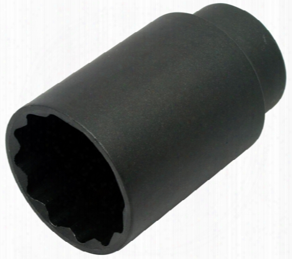 Lisle 12 Point Toyota Axle Nut Socket 39mm